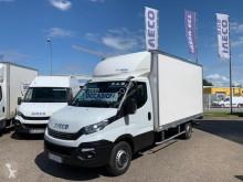 Furgoneta furgoneta chasis cabina Iveco Daily 35S16 Hi-Matic- Boîte auto 8 - Caisse 20m3 Hayon - 28 900 HT