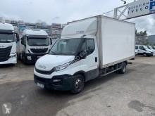 Utilitaire châssis cabine Iveco Daily 35C16 caisse 20 m3 hayon 25 900 HT