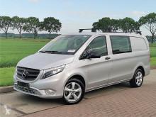 Furgoneta furgoneta furgón Mercedes Vito 119 CDI dubbel cabine led