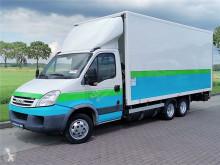 Furgoneta Iveco Daily 40 C 14 be-combo aardgas cng furgoneta furgón usada
