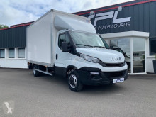 Iveco Daily CCB 35C16 EMPATTEMENT 4100 CAISSE 20M3 HAYON 750 KG used cargo van