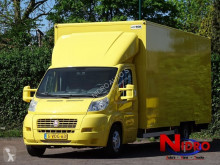 Fiat Ducato 120 PK 3 AXEL EURO 5 AC LOAD 1210 kg MOVING VAN fourgon utilitaire occasion