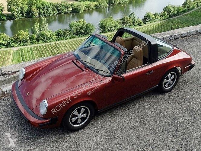 Voir les photos Véhicule utilitaire Porsche 911 2.7 S Targa, vollrestauriert  2.7 S Targa, vollrestauriert