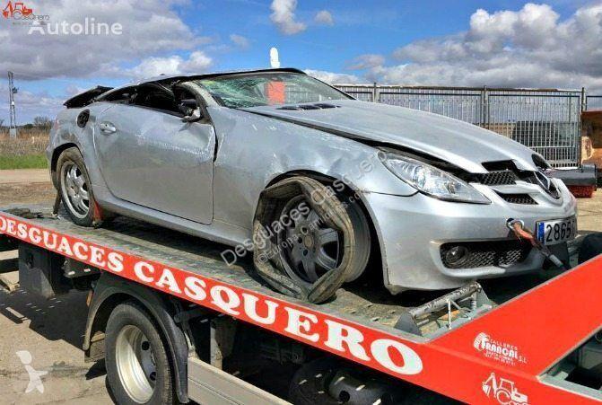 Zobaczyć zdjęcia Pojazd dostawczy Mercedes SLK200
