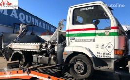 Furgoneta Nissan CABSTAR.E TL110.35 furgoneta caja abierta usada