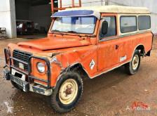 Land Rover samochód 4x4 używany