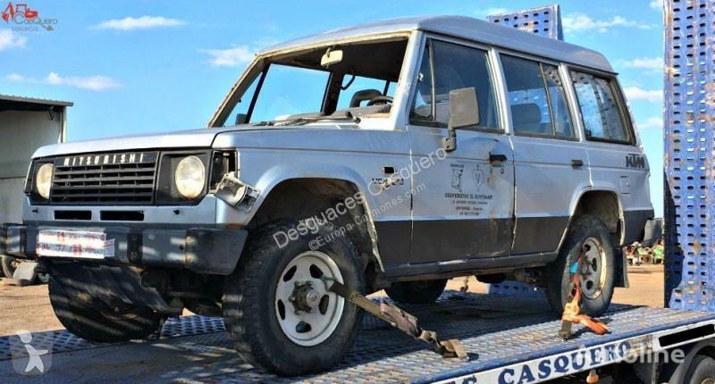 Zobaczyć zdjęcia Pojazd dostawczy Mitsubishi MONTERO