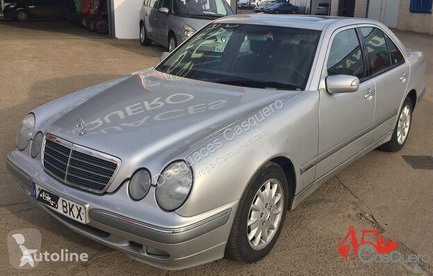 Zobaczyć zdjęcia Pojazd dostawczy Mercedes E 270 CDI