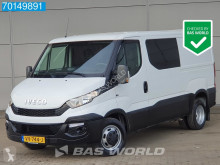 Iveco Daily 35C17 3.0 170PK L2H1 Dubbele cabine Airco Trekhaak 5m3 A/C Double cabin Towbar fourgon utilitaire occasion