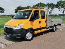 Furgoneta furgoneta caja abierta Iveco Daily 35 S 11 dubb cab ex-gemeente