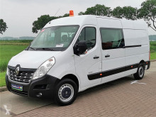 Renault Master 2.3 l3h2 dubbele cabine fourgon utilitaire occasion