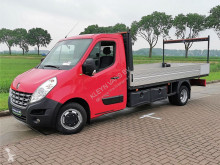 Furgoneta furgoneta caja abierta Renault Master 2.3 xl airco 125pk