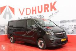Furgoneta Opel Vivaro 1.6 CDTI L2H1 DC Dubbel Cabine 6 P/Navi/PDC/Cruise/Airco furgoneta furgón usada