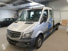 Furgoneta furgoneta caja abierta teleros Mercedes Sprinter 313CDI Pritsche3,4M/DoKa/MAXI KLIMA