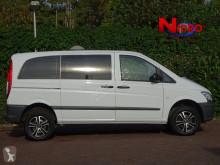 Fourgon utilitaire Mercedes Vito 113 AUT 4WD LMV GLASLOOK LMV 77OOOKM