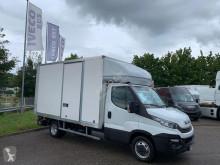 Utilitaire châssis cabine Iveco 35C16 Caisse 20m3 + Capucine + Porte latérale + Hayon
