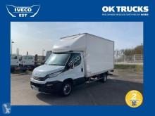 Furgoneta furgoneta chasis cabina Iveco Daily 35C16 Caisse 20m3 + Hayon + Porte latérale