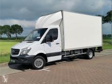 Mercedes large volume box van Sprinter 513 cdi bakwagenlaadklep