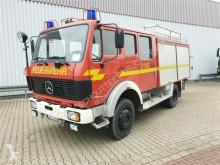 Ambulance Mercedes 1222 AF 4x4, TLF16/25, Feuerwehr, Heckpumpe 1222 AF 4x4, TLF16/25, Feuerwehr, Heckpumpe