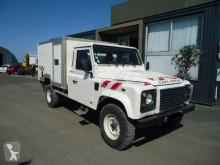 Furgoneta Land Rover Defender coche pick up usada