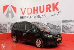 Furgoneta Volkswagen Touran 2.0 TDI 140 pk Aut. Grijs Kent. Riem VV/Xenon/PDC/CLimate/Cruise/PD furgoneta furgón usada