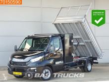 Open bakwagen Iveco Daily 35C17 170PK Automaat kipper Toolbox Airco Tipper Benne A/C Towbar Cruise control