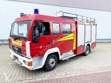 Kamión požiarne vozidlo MAN L2000 10.224 4x2, LF16 Feuerwehr L2000 10.224 4x2, LF16 Feuerwehr