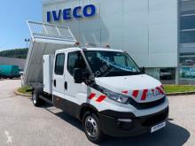 Ribaltabile Iveco Daily CCb 35C14 D. Benne et coffre 6 pl. - 26 990 HT