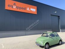 Fiat 500L Lusso, toptoestand, vouwdak tweedehands personenwagen cabriolet
