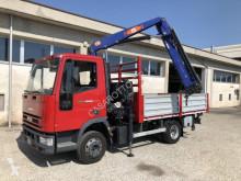 Camión Iveco Eurocargo Eurocargo 75e21 caja abierta usado