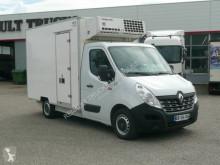 Veículo utilitário carrinha comercial frigorífica caixa negativa Renault Master Traction 125.35