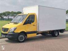 Furgoneta furgoneta caja gran volumen Mercedes Sprinter 513 cdi bakwagenlaadklep