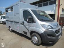 Pojazd dostawczy do przewozu zwierząt Fiat Ducato II
