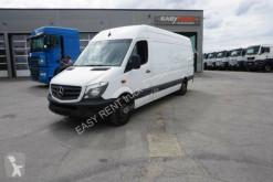Mercedes 313 CDI Sprinter hoch - lang LKW Zulassung fourgon utilitaire occasion