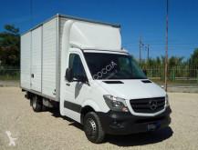 Camion fourgon Mercedes Sprinter SPRINTER 416 CDI EURO 5 FURGONE + SPONDA
