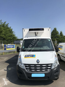 Renault Master 130.35 used positive trailer body refrigerated van