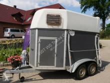 Remorque Holz Poly 2 Pferde mit SK van à chevaux occasion
