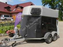 Remorque Böckmann Comfort 2 Pferde mit SK van à chevaux occasion