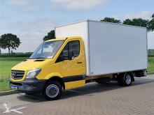 Furgoneta furgoneta caja gran volumen Mercedes Sprinter 513 bakwagen + laadklep