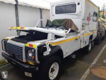 Furgoneta Land Rover Defender repuestos vehículo para piezas usada