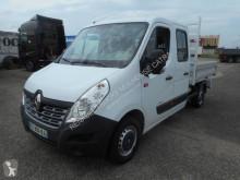 Furgoneta furgoneta caja abierta teleros Renault Master 125.35