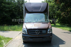 Fourgon utilitaire Mercedes Sprinter 516 Iso Koffer mit Iso ladebordwand