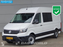 Volkswagen Crafter 35 2.0 TDI L3H3 Dubbele cabine Airco Marge voertuig 7m3 A/C Double cabin Towbar fourgon utilitaire occasion