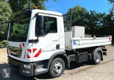 MAN 8.190 TGL, Klima, 2x AHK, Meiller dostawcza wywrotka trójstronny wyładunek używany