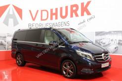 """Fourgon utilitaire Mercedes Classe V 250d Aut. DC 2x Elek.Schuifdeur/LED/Leder/360 Camera/18"""" LMV/Navi/Dubbel Cabine"""