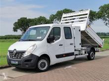 Renault Master 2.3 dci dub. cab kipper! camioneta second-hand