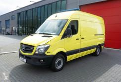 Ambulance Mercedes Sprinter 316 CDI Ambulance – Belgium Registration
