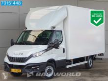 Furgoneta furgoneta caja gran volumen Iveco Daily 35S18 180pk Bakwagen Laadklep Airco Cruise koffer LBW A/C Cruise control