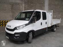 Utilitaire châssis cabine Iveco Daily CCB 35C14 D EMPATTEMENT 4100 TOR BENNE COFFRE