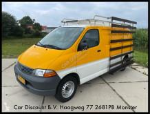 Toyota Hiace 2.5 D4-D long 150.215km nap 1e eigenaar glasresteel youngtimer euro 4 used cargo van